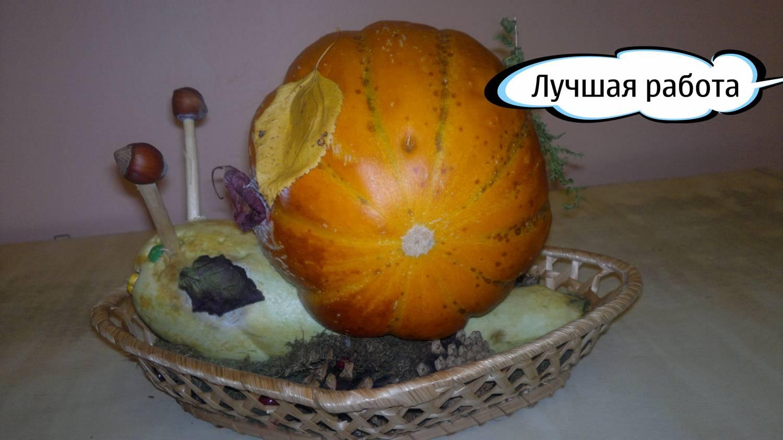 Фото поделок из овощей и фруктов для детского сада